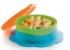 Tupperware Pratinho Bebê Infantil Base Antideslizante 600ml - Imagem 1