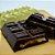 COD 9664 BWB - FORMA DE ACETATO C/SILICONE -BARRA DE CHOCOLATE - Imagem 2