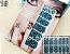 Adesivos de Unha Inteira Efeito Glitter - Imagem 2
