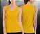 Regata básica Amarela - Feminina - Imagem 1