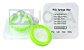 Filtro de Seringa em PES Esteril Diametro externo 30 mm x25mm de diametro membrana 0.22um de poro, PES, Marca Dajota - Imagem 1