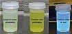 Frasco De Polipropileno Transparente Com Tampa  Flip Top, Fecho Duplo, Estéril, Descartável  Para 100 Ml De Amostra Com Pastilha De Tiossulfato De Sodio (Cada) - Imagem 2