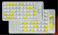 Quanti-Tray 2000 Cartela - 97 Cavidades - Pct C/ 100und Marca Idexx - Imagem 1
