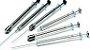 Hamilton® GASTIGHT® syringe, 1700 series, luer tip,cod 81101, 250 microlitros - Imagem 1