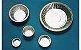 Forma De Aluminio Para Pesagem Marca Fisher, Descartavel Cx 100 Pcs Cod 08-732-106 - Imagem 1