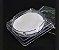 Membrana filtrante em NYLON-66 diam de 47 mm x 0,20 micras de poro marca VARIAN cx de 100 unidades - Imagem 1