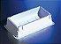 Corning® Costar® Reagent Reservoirs White Polystyrene, Capacity 50 Ml, Pk/5 Cod 4870 - Imagem 1
