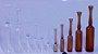 AMPOLA DE VIDRO TRANSPARENTE OU AMBAR COM VOLUME DE 01 ATÉ 25 ML CX COM 1000 - Imagem 1