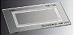 CAMARA PARA CONTAGEM SEDGEWICK-RAFTER DE VIDRO COM CELULA DE 50X20X1MM RETICULADA EM SUBDIVISOES DE 100 X 1MM COM TAMPA CX/1 - Imagem 1