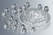 PEROLA DE VIDRO TRANSPARENTE PARA EBULICAO DIAMETRO DE 3 MM PCTE DE KG - Imagem 1
