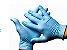 Luva Nitrilica, Isenta De Pó, Nao Esteril, Com Espessura De 0,10mm X Comprimento Aprox De 250 Mm Atende Norma Mt 11/1977 Nao Utilizada Para Procedimento Cirurgico. Cx Com 100 Unid - Imagem 1