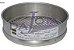 Peneira Para Análise E Controle Granulométrico Aco Inox 8 X 2 Polegadas Abertura 5,6 Mm Malha 3,5 Marca Bronzinox - Imagem 1