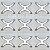 Kit 10 Formas Elemento Vazado Cobogó Fenestra 30x30x7cm - FP156 - Imagem 4