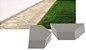 Forma Plástica Sextavada Lisa Meia 20x20x6cm - FP003 - Imagem 2