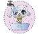 Little Pet Shop Zoe Trent Brinquedo Infantil Pinte e Lave 3D 7966-4 - Imagem 4