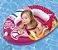 Bote Inflável Barbie Praia Piscina Fashion 7670-8 - Imagem 3