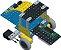Robô Seguidor de Linha Brinquedo Montar Móbil 9 - Modelix - Imagem 5