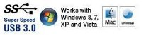 "Cabo SATA Wire 3.0 - USB 3.0 Interface para HD ou SSD 2.5"" - Imagem 4"