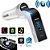 Transmissor FM  SD, Bluetooth, USB  - Imagem 1