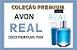 AVON PREMIUM REAL DEO PARFUM 75ml + SHAMPOO CABELO & CORPO 90ml [CAIXA AVON VIP GRÁTIS] - Imagem 1