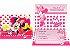 Convite Minnie Vermelho 8 Unidades - Imagem 1