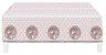 Toalha Plástica Unicórnio - Imagem 1