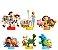 Decoração de Mesa Toy Story 4 6 Unidades - Imagem 1