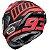 Capacete SHOEI X-Spirit III Marquez (Black Concept) - Preto Fosco - Imagem 3