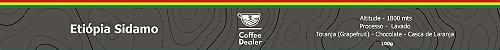 Café - Etiópia - Sidamo  - Imagem 1