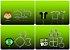Cortador Ben 10 - Kit 4 Modelos Modulares - Imagem 1