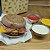 FORMA SIMP TRAD- HAMBURGUER 9709 Lanche Lancheria Big Mac - Imagem 2