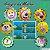 Cortador Kit Masha e o Urso- 5 Personagens Modulares (Amigos da Masha) - Imagem 7