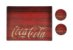 Jogo Americano Coca-Cola Pin-Up Girl - set com 2 - Imagem 1
