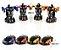 Brinquedo mini carro transformers novo - Imagem 2