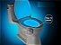 Luminária de banheiro para vaso sanitário - Imagem 3