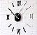 Relógio de parede números romanos novo na caixa - Imagem 1