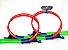Pista de moto a fricção com dois loopings 8185 - Imagem 4