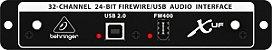 Interface Firewire para x32 - Behringer - Imagem 2