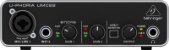 Interface de audio - UMC22 - Behringer - Imagem 14