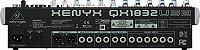 Mixer com 18 canais BiVolt - QX1832USB - Behringer - Imagem 1