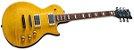 GUITARRA ESP LTD EC-256 FLAMED MAPLE TOP LEMON DROP - Imagem 3