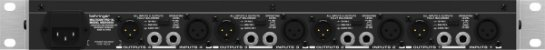 Compressor 110V - MDX4600 - Behringer - Imagem 2