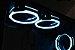 Gabinete Gamer Rise mode Glass 04 com led Rgb - Imagem 4
