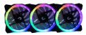 Kit Fan Rise Mode RGB Energy Smart 3 Fans - Imagem 2