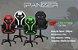 Cadeira Gamer EniPanzer FireStorm CH-104 - Verde - Imagem 5