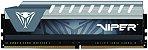 Memória Patriot Viper 8GB DDR4 2666MHz – PE000562-PVE48G266C6GY - Imagem 1