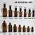 Tampa Roll on para frascos de óleo essencial - KIT COM 10 UNIDADES - Imagem 4