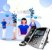 Plano Voip Ilimitado - Incluso 1 numéro net2phone e 1 Telefone IP por Ramal.  - Imagem 1