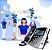 Pabx em Nuvem - Plano Voip Ilimitado Plus - Incluso 1 numéro net2phone e 1 Telefone IP por Ramal.  - Imagem 1