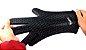 Luva Alta Temperatura Churrasqueiro Forno Silicone Anti-Chama (O Par) - Imagem 9